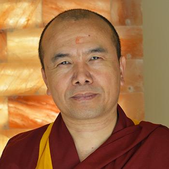 Geshe Dorji Damdul